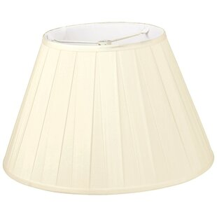 Purchase 16 Silk/Shantung Empire Lamp Shade By Alcott Hill