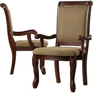 Hayman Arm Chair (Set Of 2) by Astoria Grand 2019 Coupon