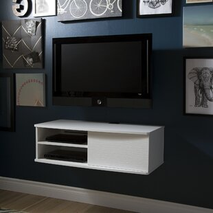 South Shore Agora Wall Mounted Media Console