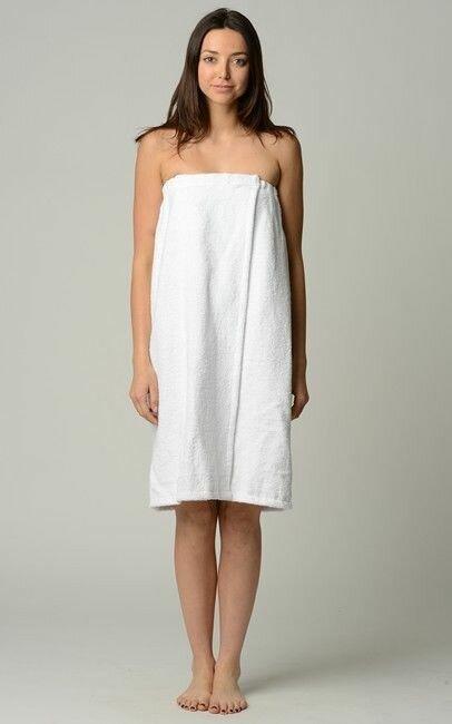 Cadiz 100% Cotton Terry Wrap for Women