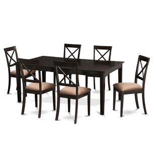 Burner 7 Piece Dining Set