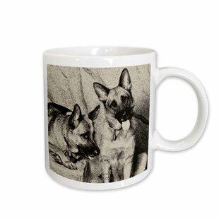 German Shepherd Coffee Mugs Wayfair