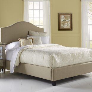 Alcott Hill Albia Upholstered Panel Bed