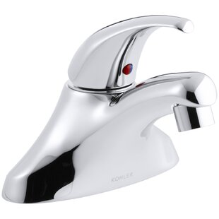 Kohler Coralais® Centerset Bathroom Faucet with Drain Assembly Image