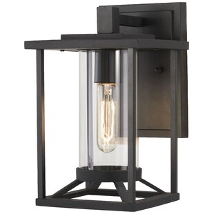 Comparison Crozier Outdoor Wall Lantern By Williston Forge