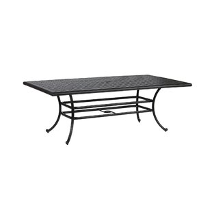 Palmview Rectangle Dining Table by Fleur De Lis Living Herry Up