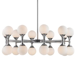 Corrigan Studio Escena 20-Light Chandelier