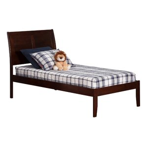 ahoghill extra long twin sleigh bed - Twin Sleigh Bed