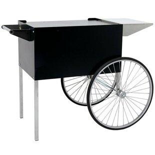 Professional Series 12 oz. / 16 oz. Popcorn Machine Cart