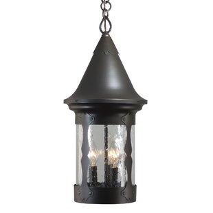 Atalaya 3-Light Outdoor Hanging Lantern