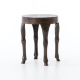 Sanaoubar Aluminum Side Table