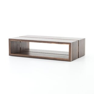 Union Rustic Fawn Coffee Table
