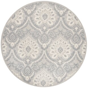 Best Price Bevis Hand Tufted Wool Light Gray Area Rug By Darby Home Co