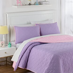 Framework 3 Piece Reversible Quilt Set