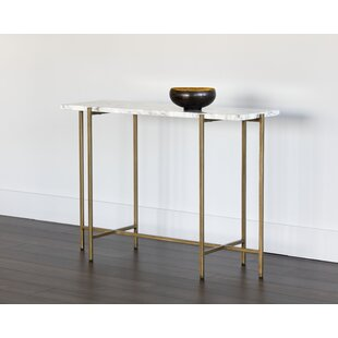 Everly Quinn Grannis Console Table
