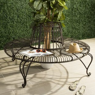 Bremen Iron Tree Bench by ..