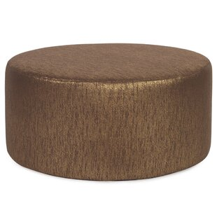 Alas Cocktail Ottoman by Everly Quinn