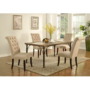 Lapeer 5 Piece Dining Set DarHome Co