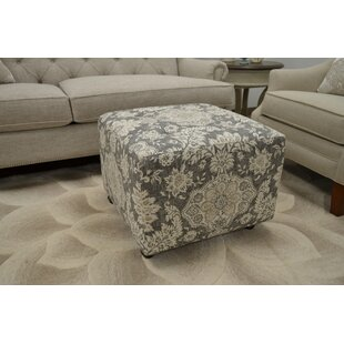 Cunningham Tufted Cube Ottoman by Craftmaster