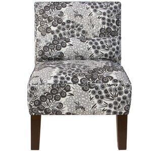 Fatboy Linen Upholstered Side Chair by Bloomsbury Market