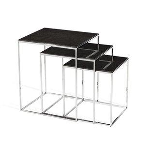 Interlude Jax 3 Piece Nesting Tables