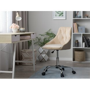 Almazan Velvet Task Chair
