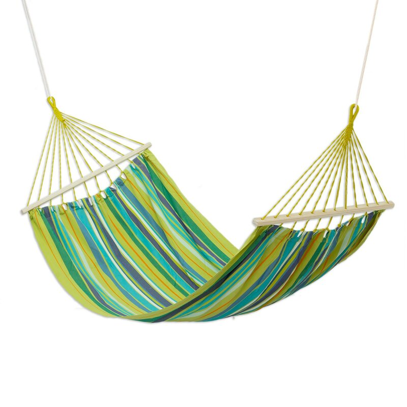 Distinctive Cotton Canvas Hanging Rope Chair With Pillows Rainbow Outdoor Hammock Outdoor Home Decoration High Quality 2019 New Strong Resistance To Heat And Hard Wearing Home & Garden Garden Supplies
