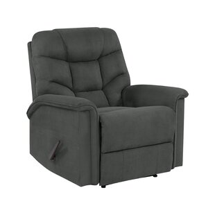 Compare prices Deren Manual Wall Hugger Recliner by Red Barrel Studio Reviews (2019) & Buyer's Guide