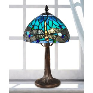 Rooney Classic Dragonfly 13.75 Table Lamp