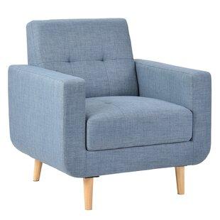 Overbey Armchair by Corrigan Studio