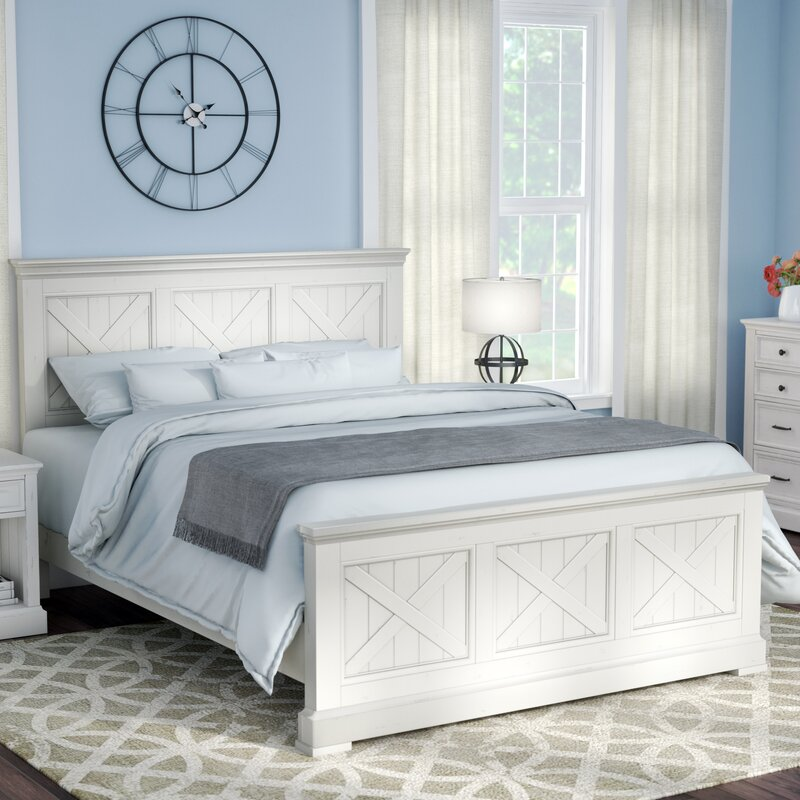Ryles Panel Configurable Bedroom Set