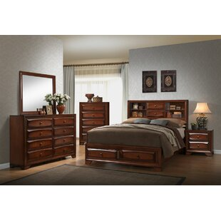 Granite 4 Piece Bedroom Set