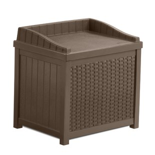Suncast Williston Resin Storage Bench