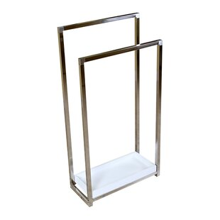 Free Standing Hand Towel Rack Wayfair