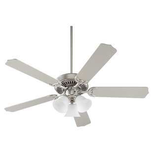 Affordable 52 Penryn 5 Blade Ceiling Fan By Charlton Home