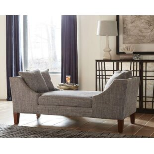 Online Reviews Pottershill Chaise Lounge by Darby Home Co Reviews (2019) & Buyer's Guide