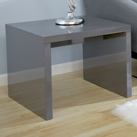 Bensenville Contemporary End Table