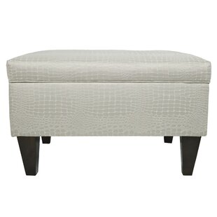 Zariyah Storage Ottoman by Win..