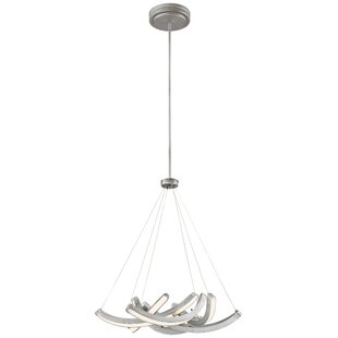 George Kovacs by Minka Swing Time 1-Light LED Geometric Pendant