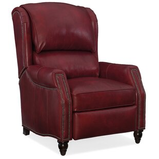 Coleson Leather Manual Recliner
