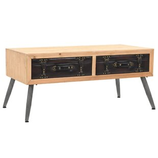 Lohman Coffee Table With Storage By Williston Forge