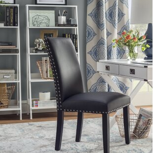 Huebert Side Chair by Charlton Home Great price