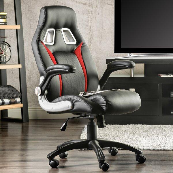 Hokku Designs Street Racer Desk Chair Reviews Wayfair