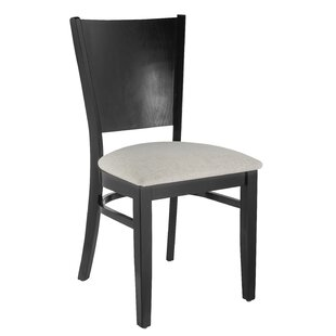 Irving Place Upholstered Dining Chair (Set of 2) Winston Porter