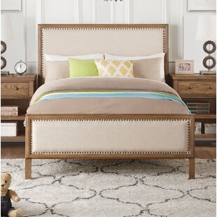 Affordable Doyal Upholstered Panel Bed ByDarby Home Co