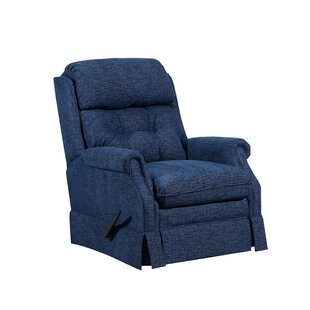 Bennington Manual Swivel Recliner