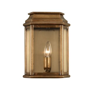 Where buy  Netzer Outdoor Wall Lantern By Beachcrest Home