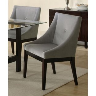 Scottie Upholstery Dining Chair by Ivy Br..