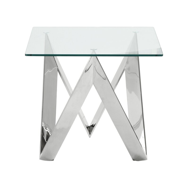 orren ellis hummel square end table