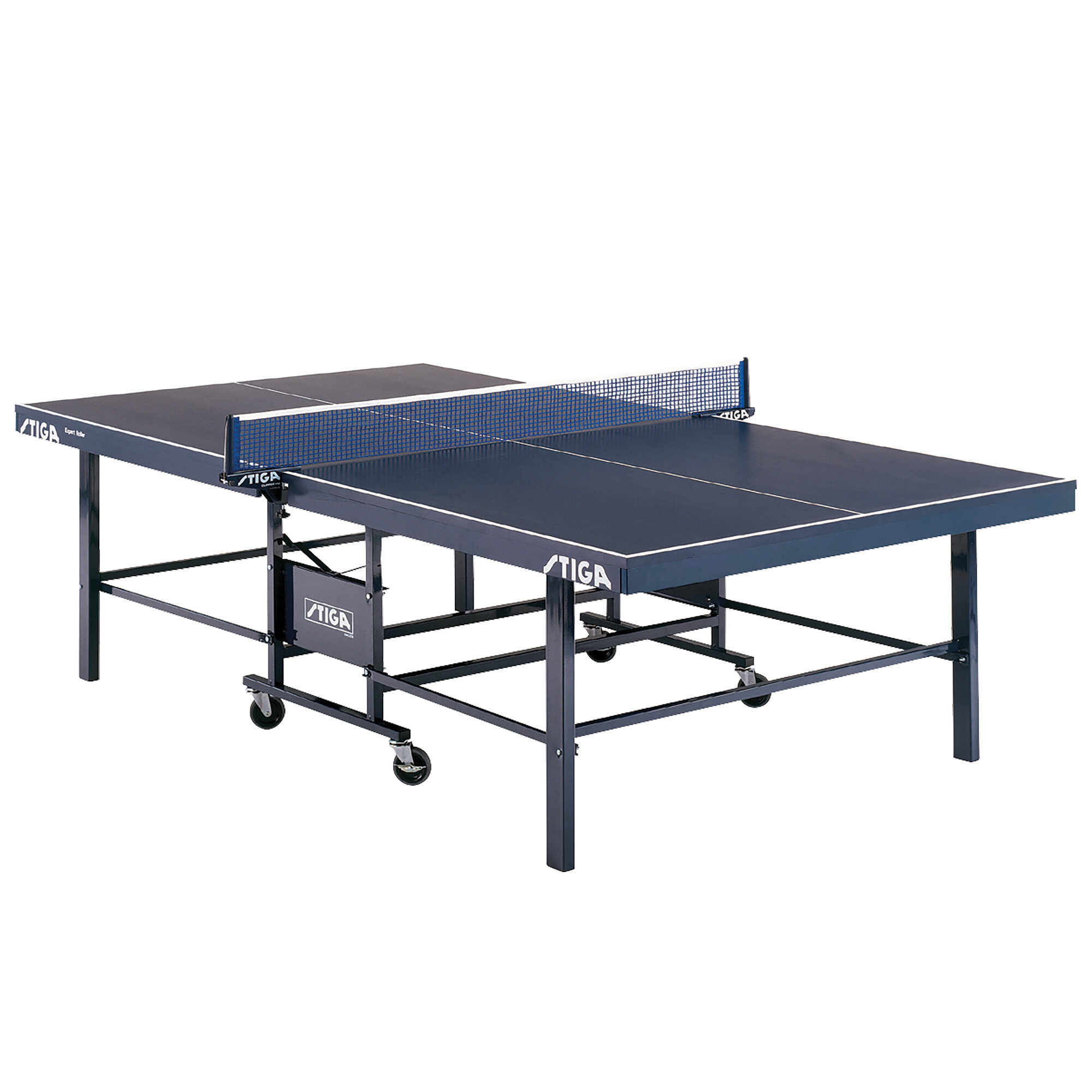 - Stiga Coronado Foldable Indoor Table Tennis Table Wayfair